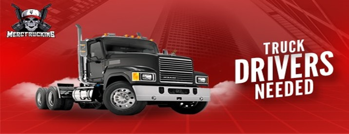 Company Drivers Needed - CDL-A OTR Dedicated and Local, Home Weekly - Houston, TX - MercTrucking